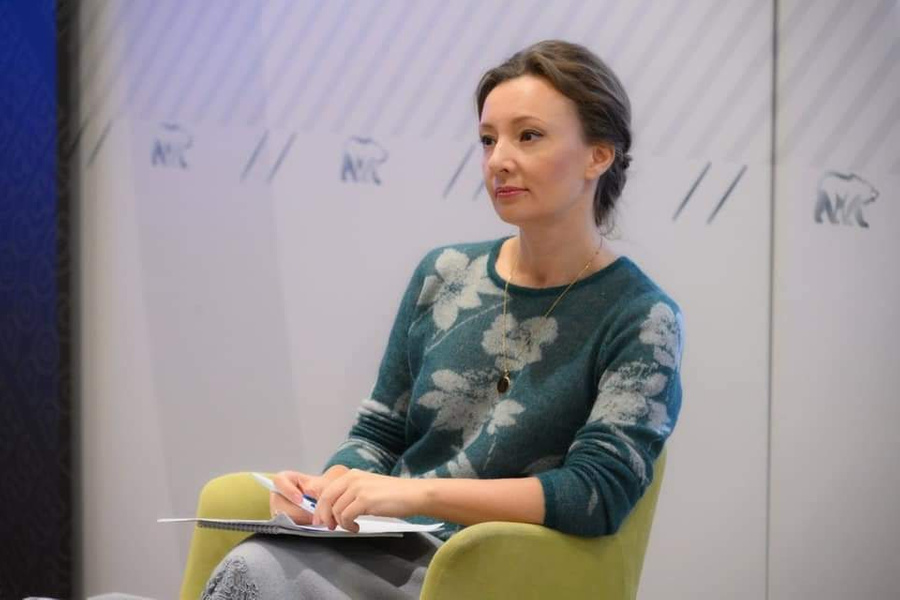 "<p>Фото © VK / <a href=""https://vk.com/ombudswoman"" target=""_blank"" rel=""noopener noreferrer"">Анна Кузнецова</a></p>"