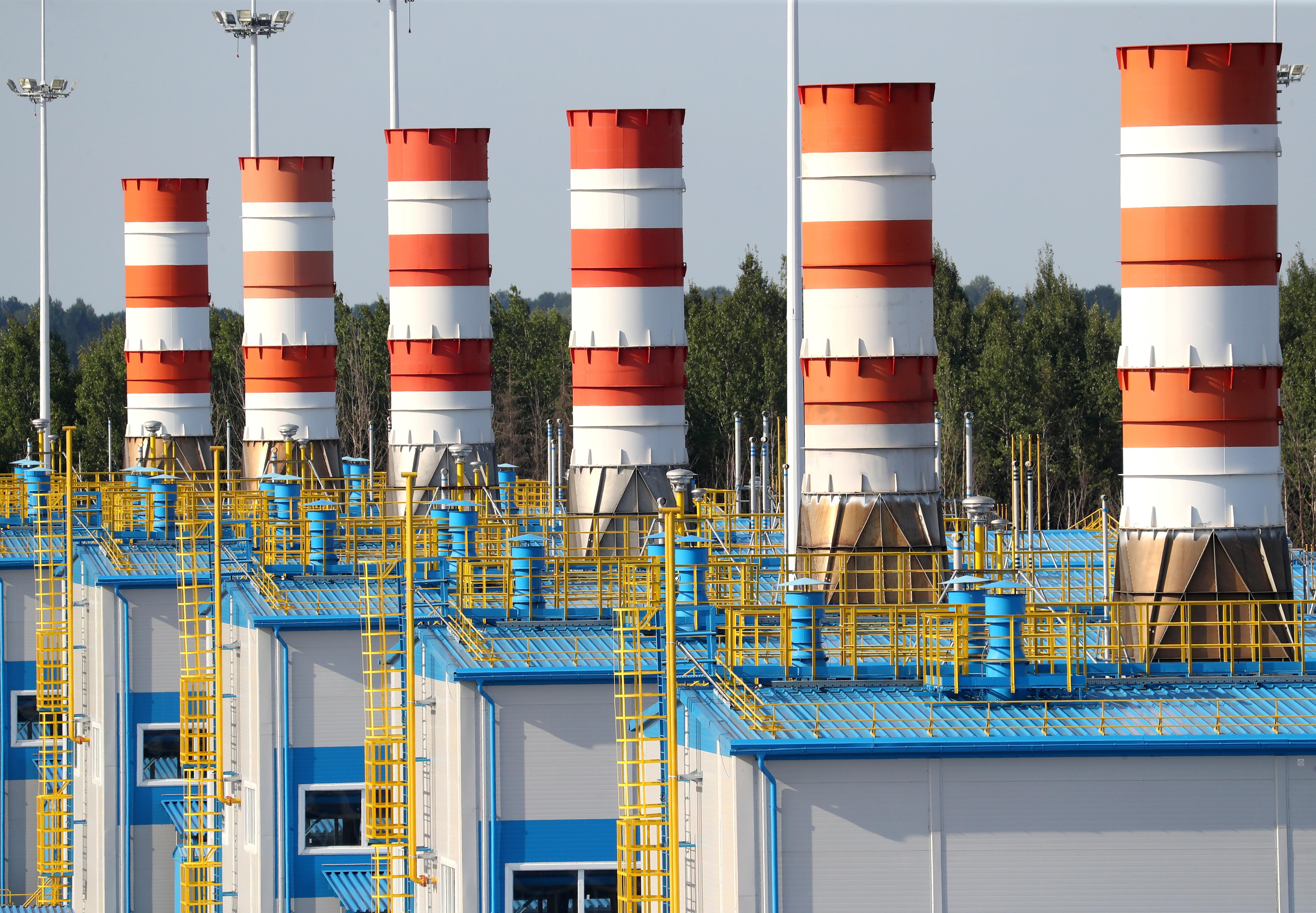 В ФРГ сочли Москву непричастной к высоким ценам на газ в Европе