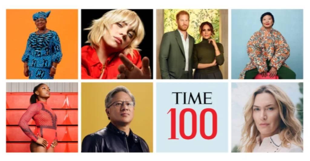 Журнал Time назвал сто самых влиятельных людей 2021 года