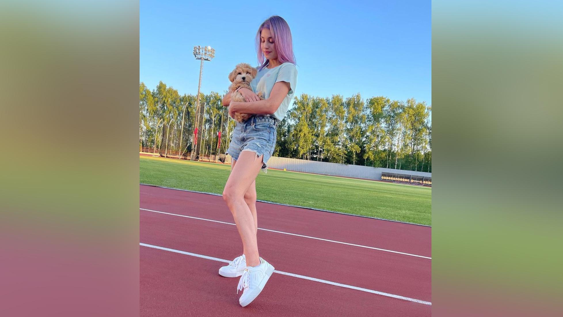 Алёна Косторная. Фото © Instagram / aliona_officialnew