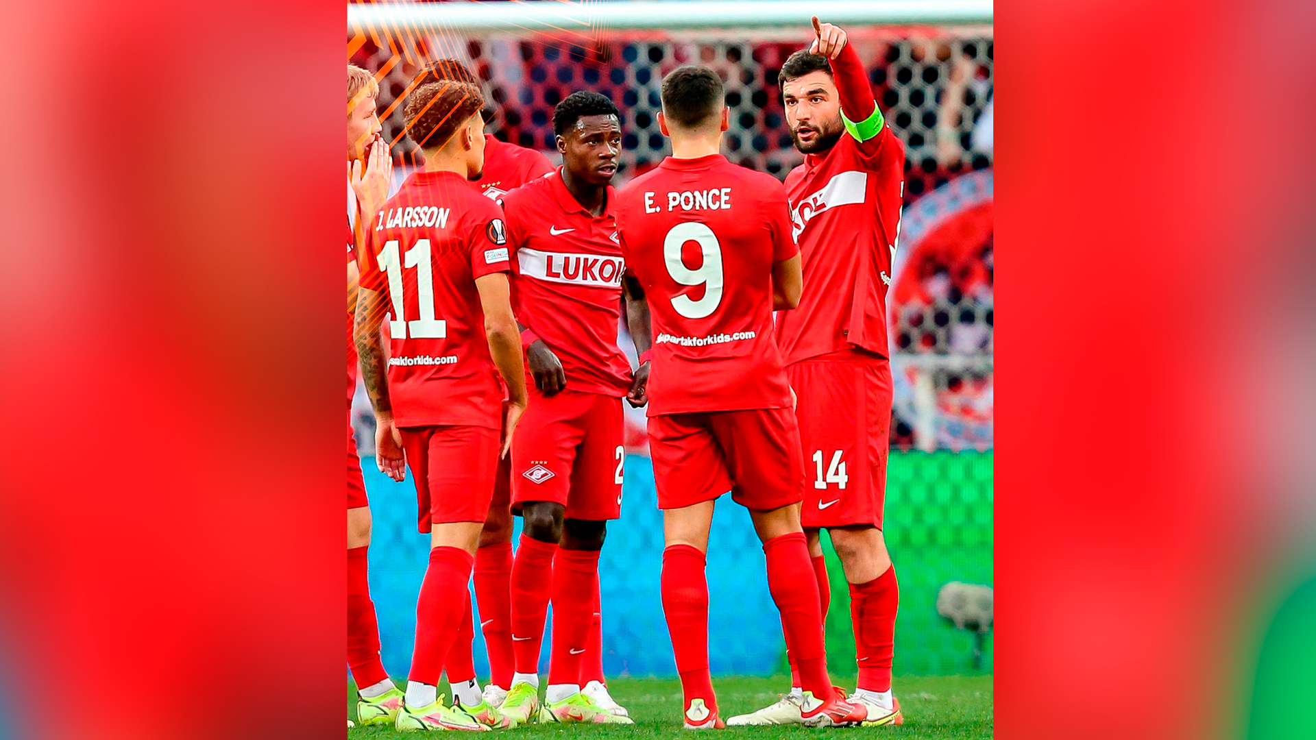Грустный старт: Легия выиграла у Спартака в первом матче группового этапа Лиги Европы