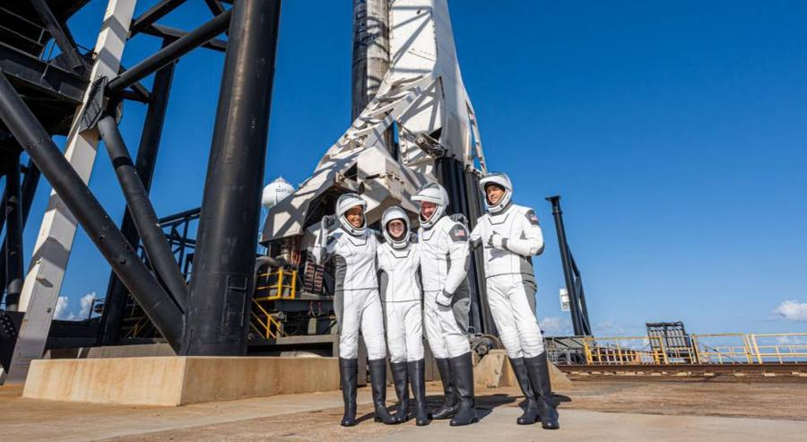 <p>Фото © ТАСС / Spacex via ZUMA Press Wire Service</p>