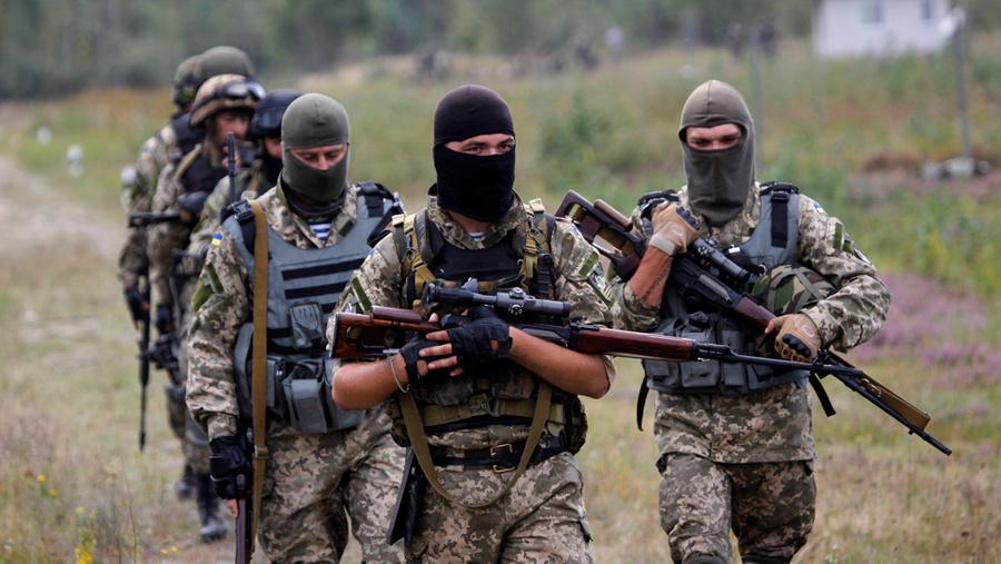 <p>Фото © ТАСС / AP / Sergei Chuzavkov</p>