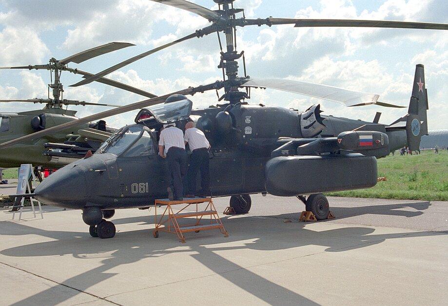 "Ка-52 ""Аллигатор"" Фото © Wikipedia"