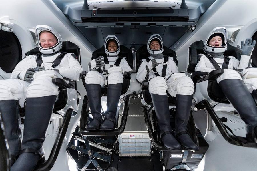 Фото © ТАСС / Spacex via ZUMA Press Wire Service
