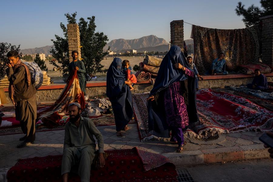 <p>Фото © ТАСС / AP Photo / Bernat Armangue</p>