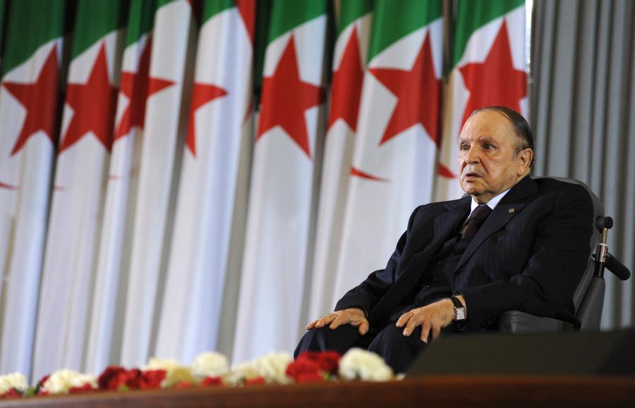 <p>Абдель Азиз Бутефлика. Фото © ТАСС / AP</p>