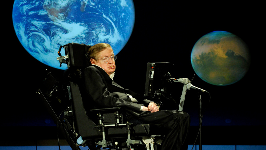 <p>Фото © Getty Images / Paul. E. Alers / NASA</p>
