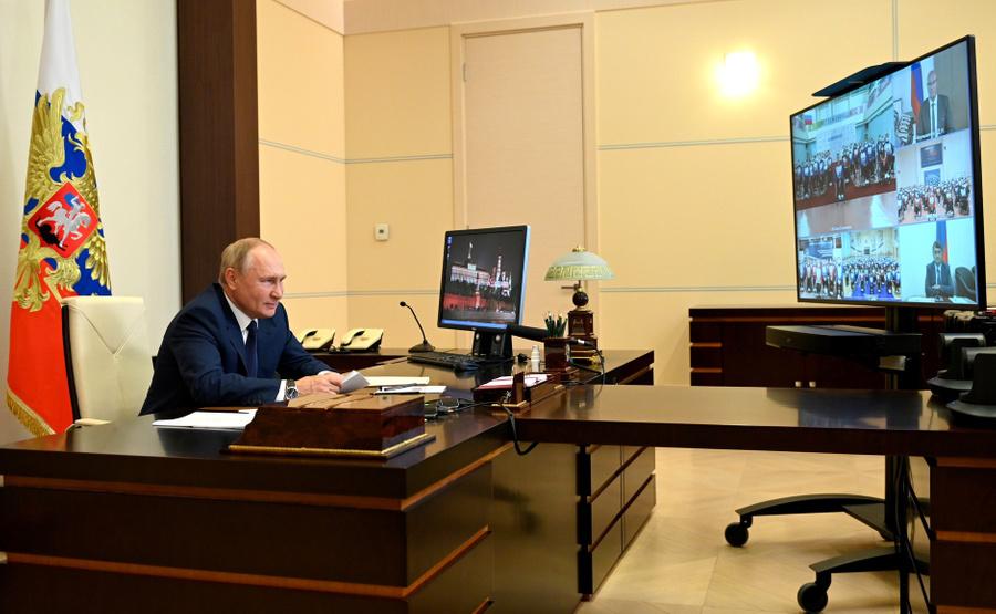 """<p>Владимир Путин. Фото © <a href=""""http://www.kremlin.ru/events/president/news/66349/photos/66308"""" target=""""_blank"""" rel=""""noopener noreferrer"""">Kremlin.ru</a></p>"""