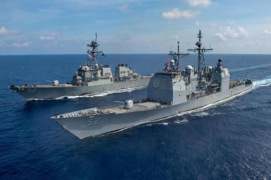 "<p>Фото © Twitter / <a href=""https://twitter.com/USNavy"" target=""_blank"" rel=""noopener noreferrer"">U.S. Navy</a></p>"