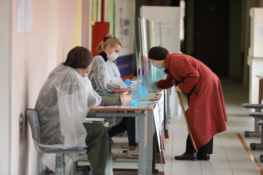 В ЦИК заявили об увеличении негативного потока о выборах в России в иностранных СМИ