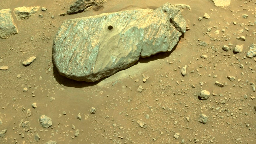 """<p>Фото © Twitter / <a href=""""https://twitter.com/NASAPersevere/status/1433334279937789954"""" target=""""_blank"""" rel=""""noopener noreferrer"""">NASA&#x27;s Perseverance Mars Rover</a></p>"""