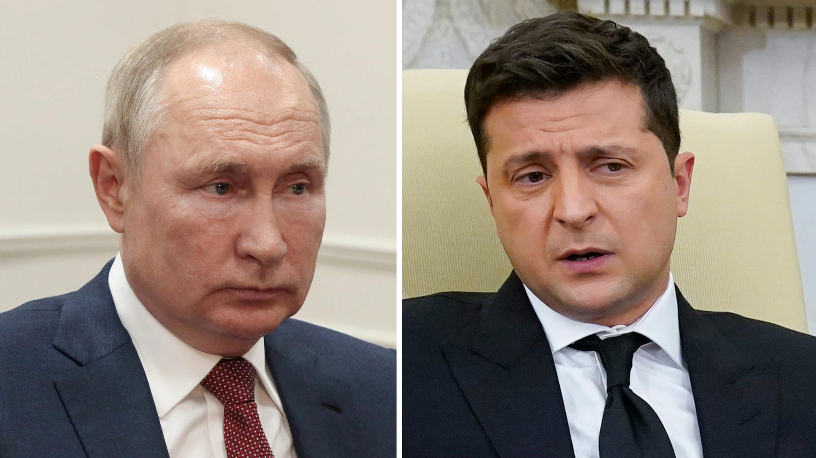 В Кремле опровергли заявления Киева о подготовке встречи Путина и Зеленского
