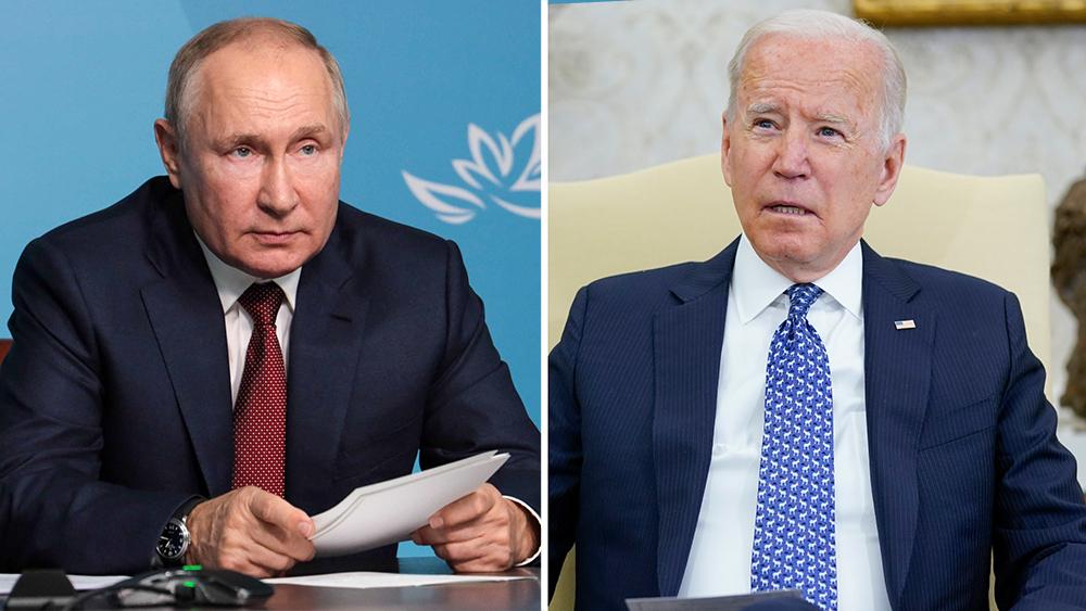 Песков заявил, что разговор Путина и Байдена по Афганистану пока не планируется