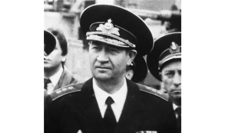 Адмирал Алексей Калинин. Фото © wikipedia