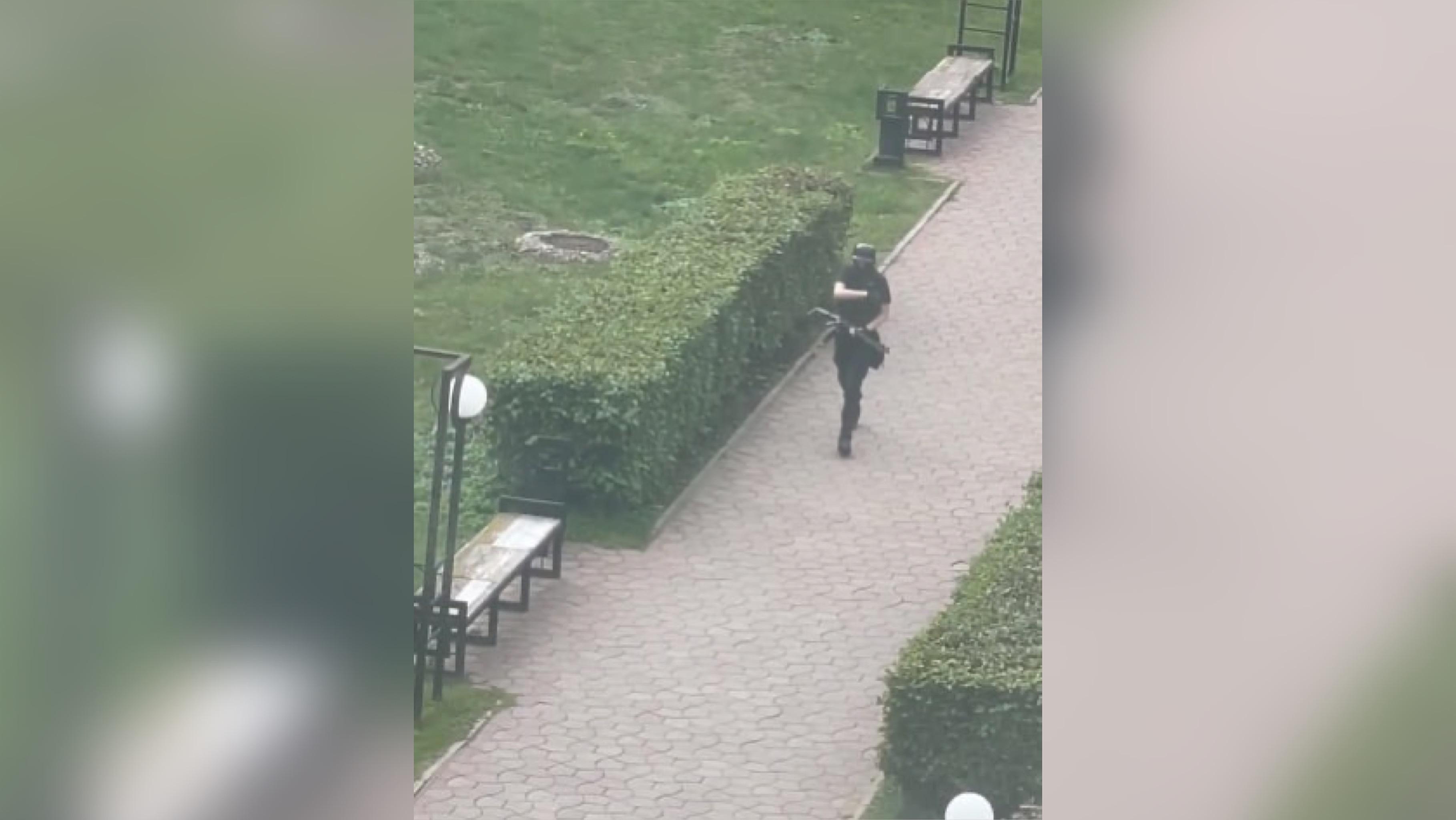Очевидцы сообщают о стрельбе в Пермском государственном университете