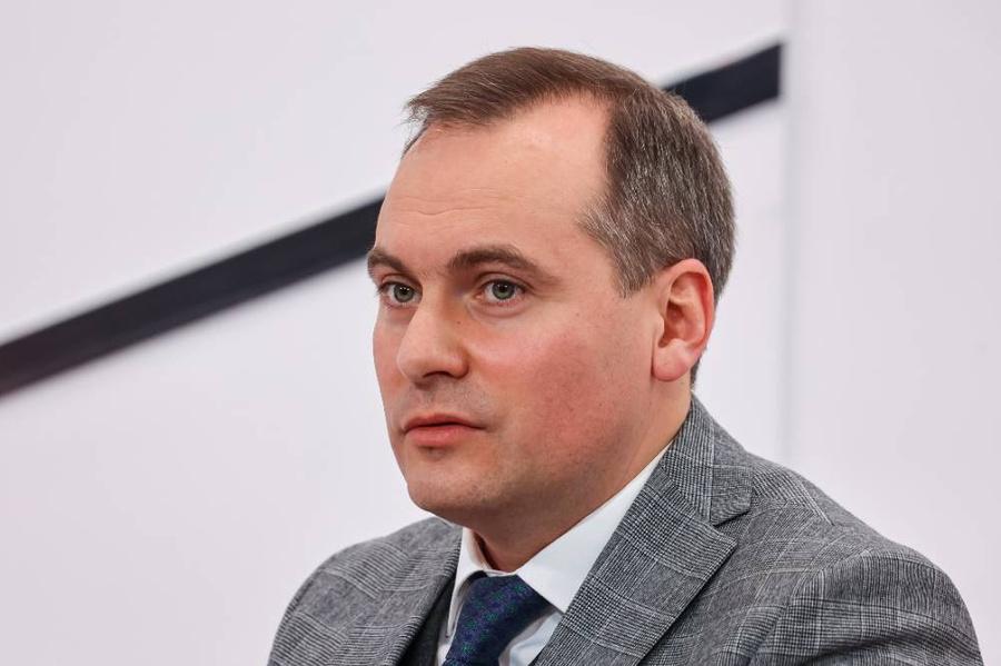 <p>Артём Здунов. Фото © ТАСС / Владимир Гердо </p>