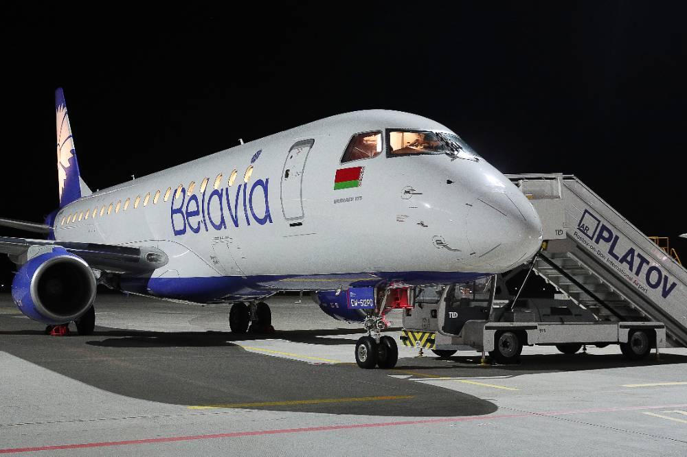 Россия с 21 сентября снимает все ограничения на авиасообщение с Белоруссией