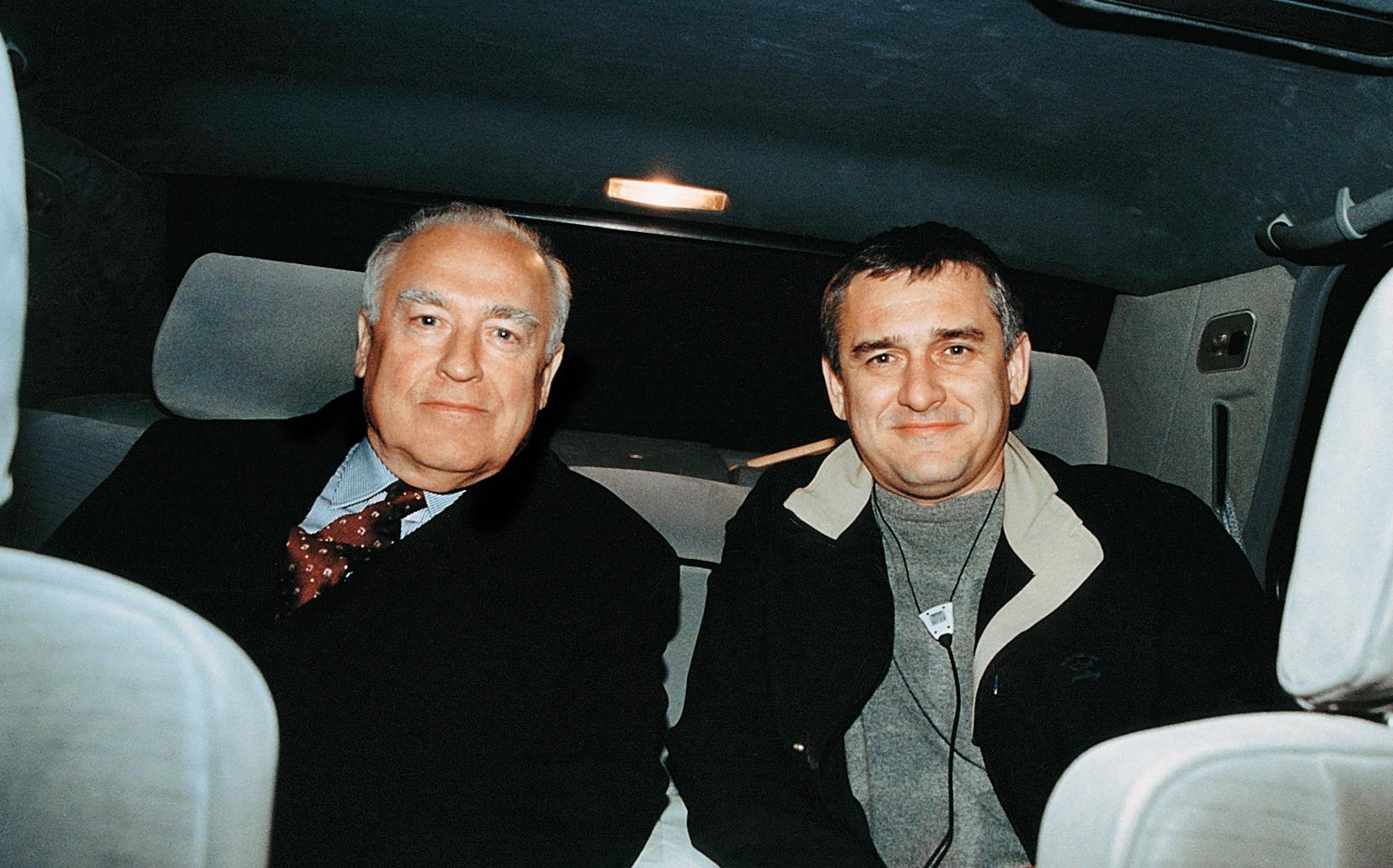 Виктор и Виталий Черномырдины. Фото © Wikipedia