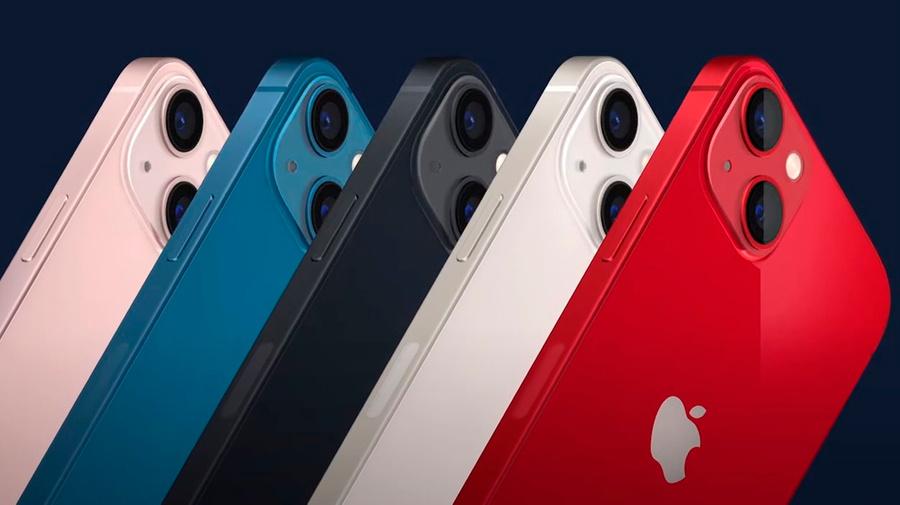 В России 22 сентября стартуют предзаказы на новые iPhone 13