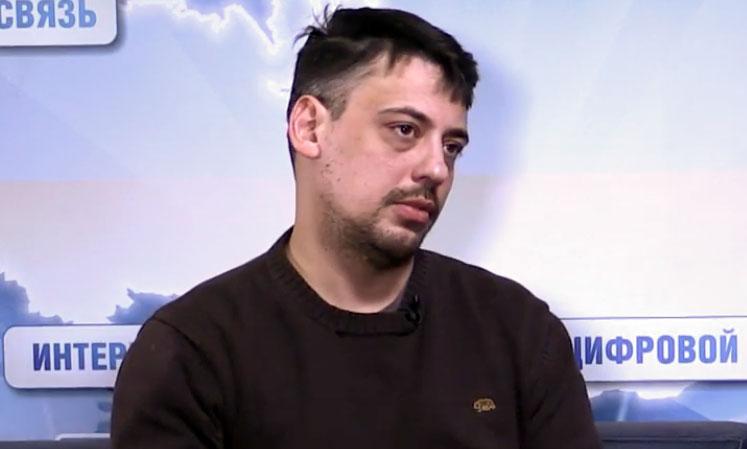 Андрей Бронецкий. © YouTube / JsonTV