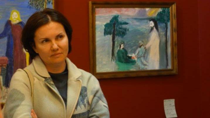 Супруга Виталия Черномырдина — Светлана. Фото © VK / Алексей Лебедев