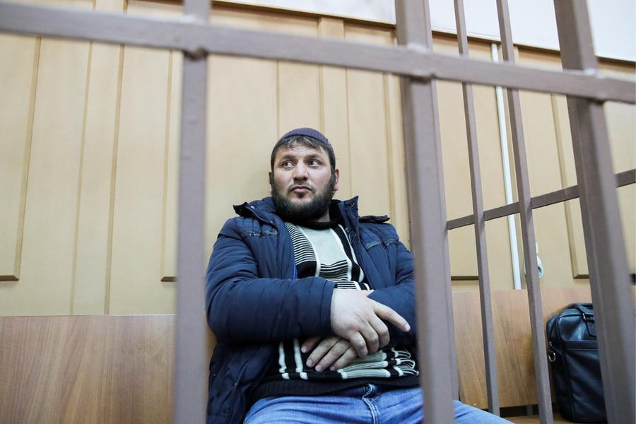 <p>Магомед Нуров. Фото © ТАСС / Сергей Бобылев</p>