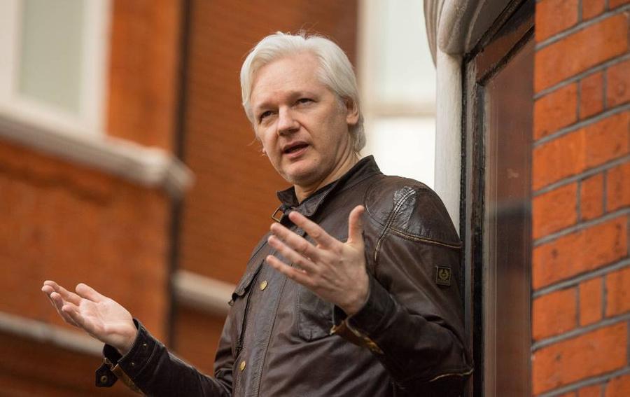 <p>Основатель сайта WikiLeaks Джулиан Ассанж. Фото © ТАСС / FA Bobo / PIXSELL / PA Images</p>