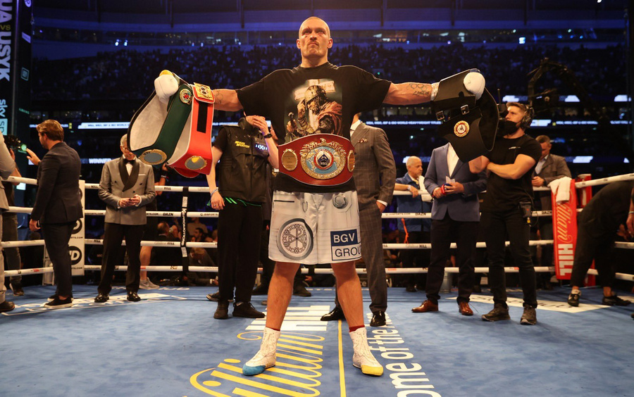 <p>Фото © Matchroom Boxing</p>