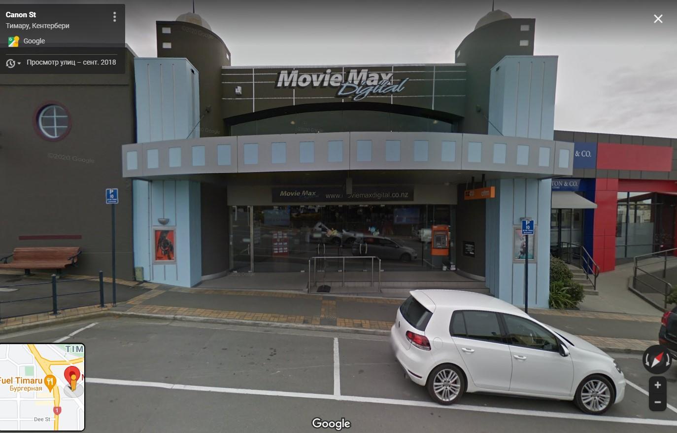 Фото © Google Maps