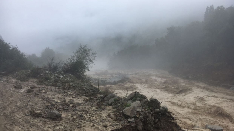 Спасатели обнаружили тело пятого пропавшего после схода селя в Дагестане