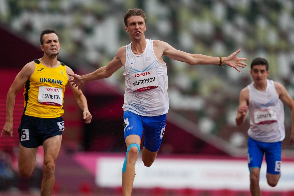 Сборная России завоевала десять медалей в предпоследний день Паралимпиады в Токио