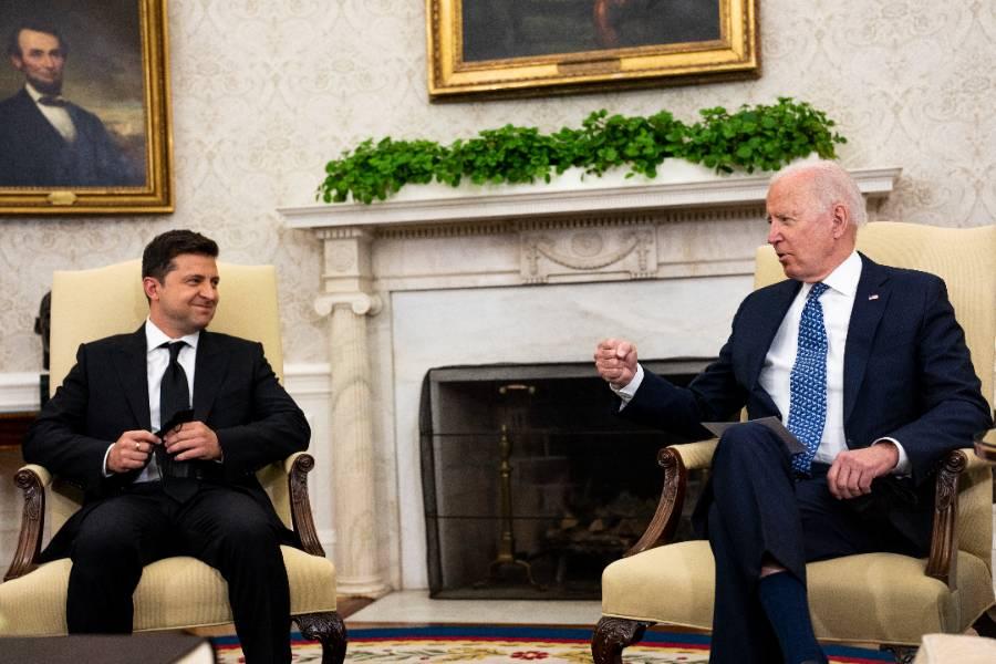 В Раде оценили встречу Зеленского и Байдена как поражение Украины