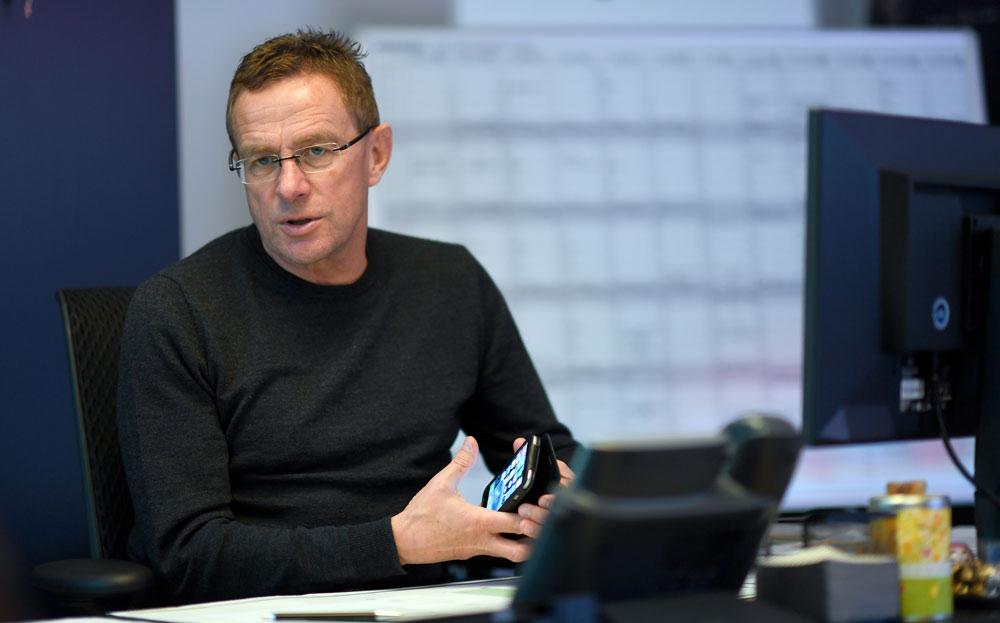 Ральф Рангник. Фото © ТАСС / DPA / Hendrik Schmidt