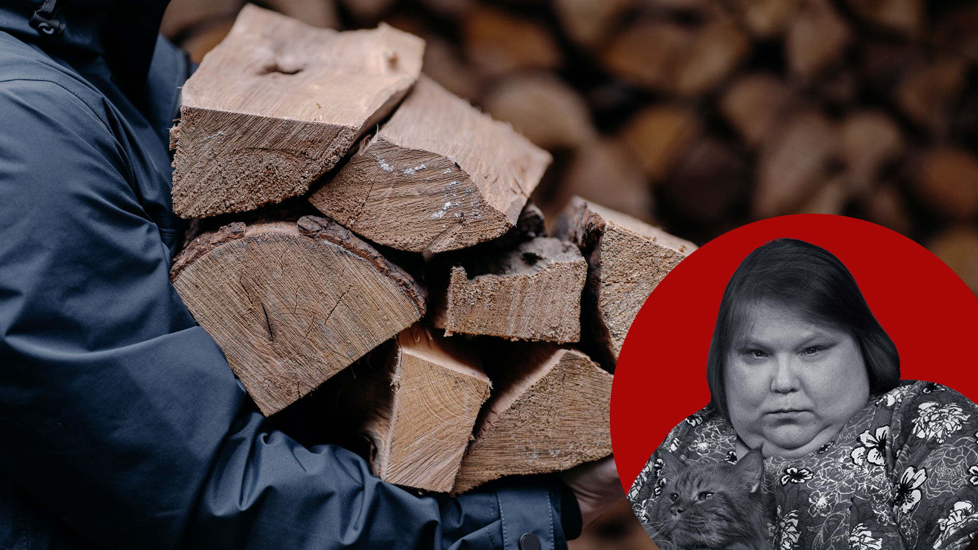 Зима близко: Украина переходит с газа на дрова