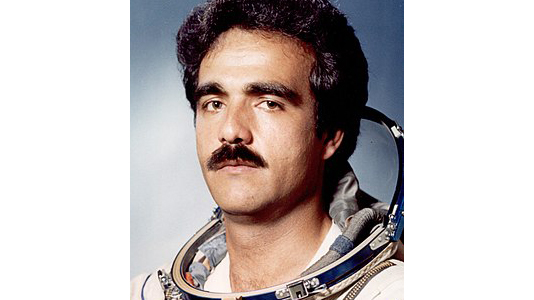 Лётчик-космонавт Абдул Ахад Моманд. Фото ©wikipedia