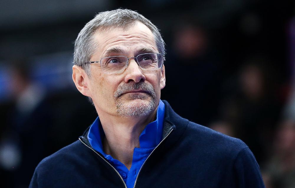 Главный тренер сборной России по баскетболу Базаревич покинул свой пост