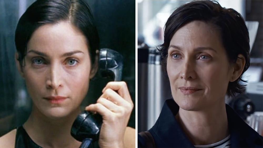 """Кадр из фильма """"Матрица"""", кадр из видео © YouTube / Warner Bros. Pictures"""