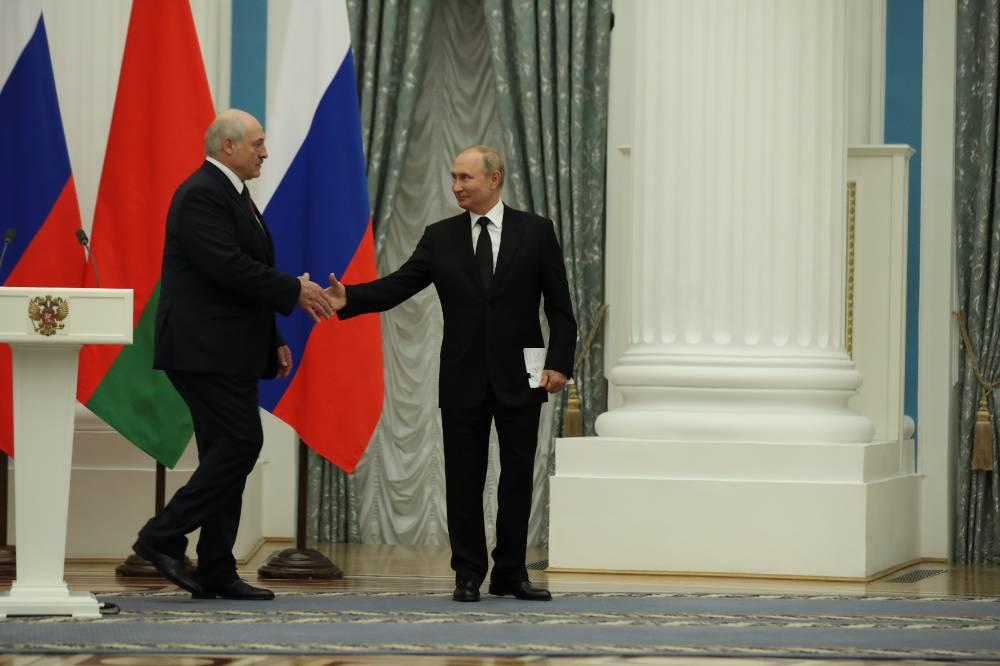 Политолог Мартынов назвал встречу Путина и Лукашенко самой прорывной за 20 лет