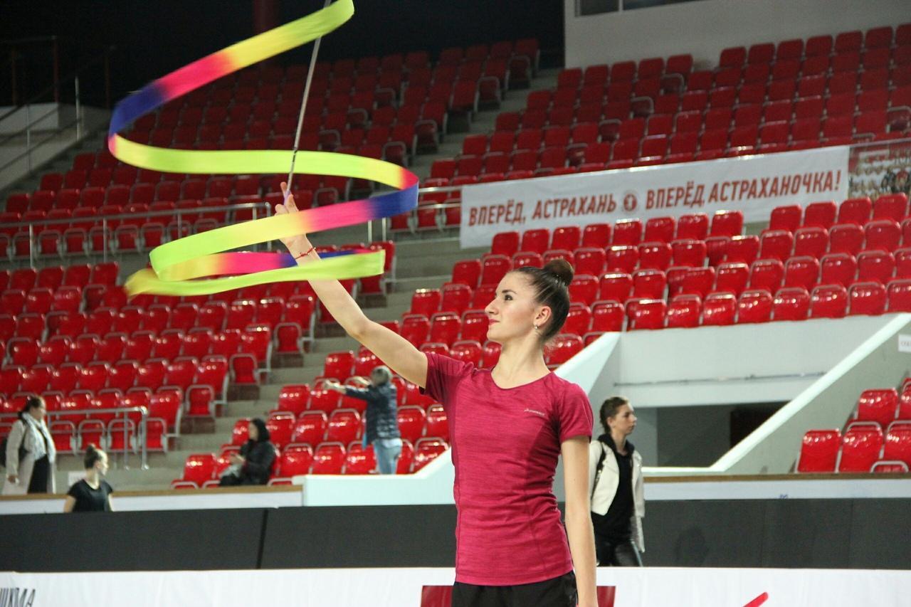 Гимнастку Марию Сазонову подло ударили ножом в спину. Фото ©VK / Maria Sazonova