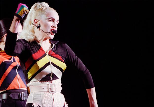 <p>Мадонна. Фото © ТАСС / HANS DERYK</p>