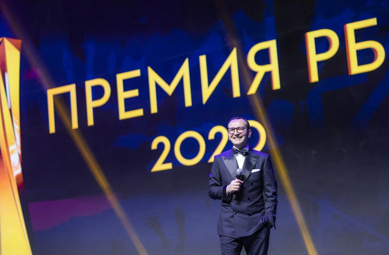 Учредитель премии РБ Паруйр Шахбазян  Фото предоставлено Лайфу организаторами
