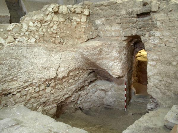 Жилой дом времён жизни Иисуса Христа, найденный в Назарете. Фото © Future US / LiveScience