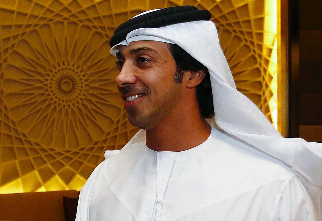 Шейх Мансур ибн Зайд аль-Нахайян. Фото © Wikipedia