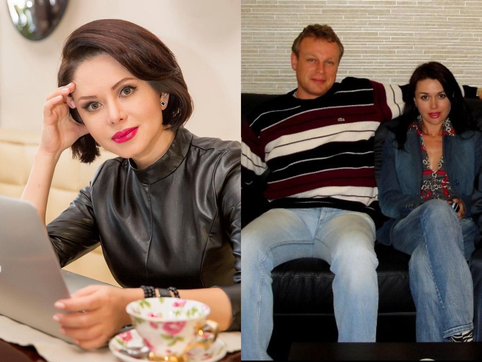 Слева Виктория Ворожбит. Фото © Instagram / vikavorozhbit, VK / Сергей Жигунов — актёр, режиссёр и продюсер.