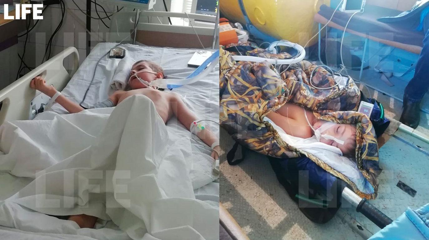 Выписали глицин, забыли про МРТ. В Минусинске ребёнок оказался в коме после «лечения»