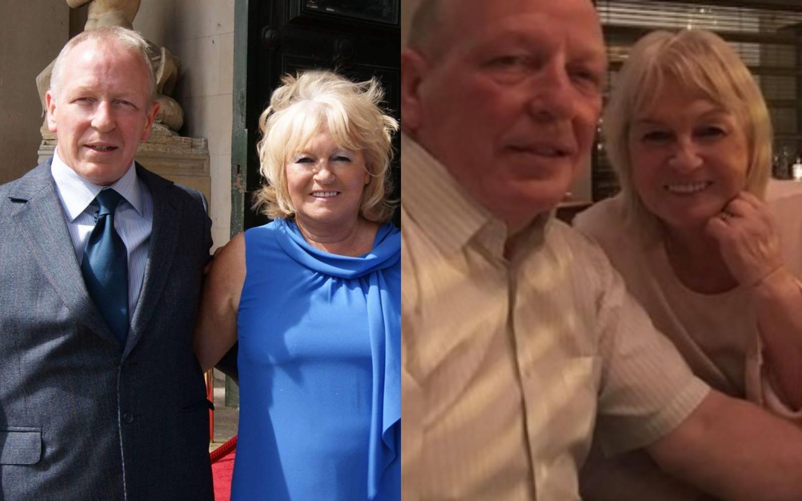 Родители Кэрол-Энн Чаллонер. Фото © Facebook / Hayley Challoner