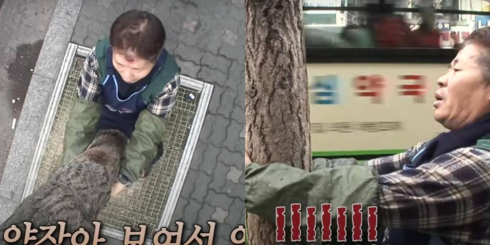 Скриншот © YouTube / 우와한 비디오 X SBS 세상에 이런일이