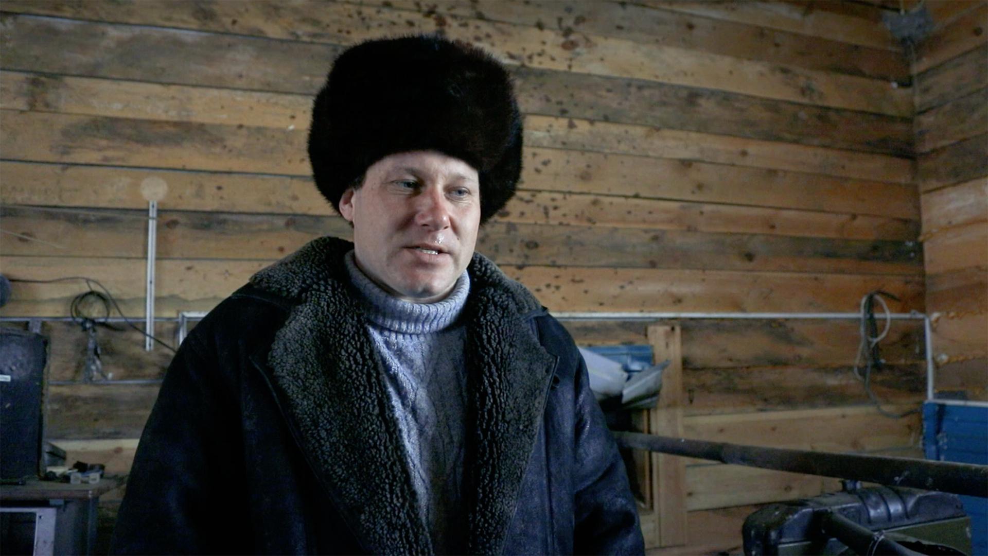 Алексей Коробенков. Фото © LIFE / Александр Рудаков
