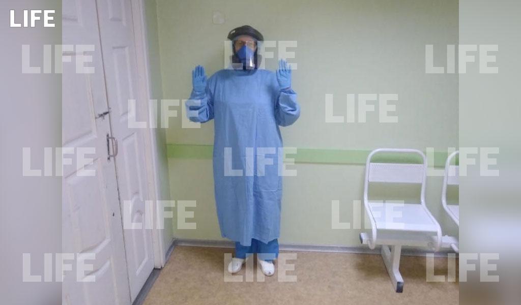 «Я — лишь маленькая частичка армии работников». Медик из Коми рассказала об условиях работы в эпидемию